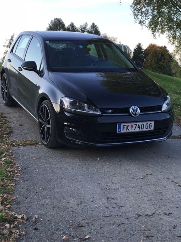 VW Golf 7 » VW Golf GTI, V5, VR6