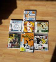 Diverse Videospiele für PC Nintendo
