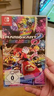Switch Spiel Mario Kart Deluxe