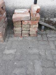 alte Backsteine Mauersteine