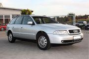 Audi A 4 Avant Benzin