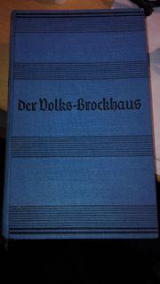 Volks-Brockhaus von
