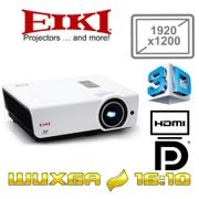 Beamer 3D Projektor WUXGA HD