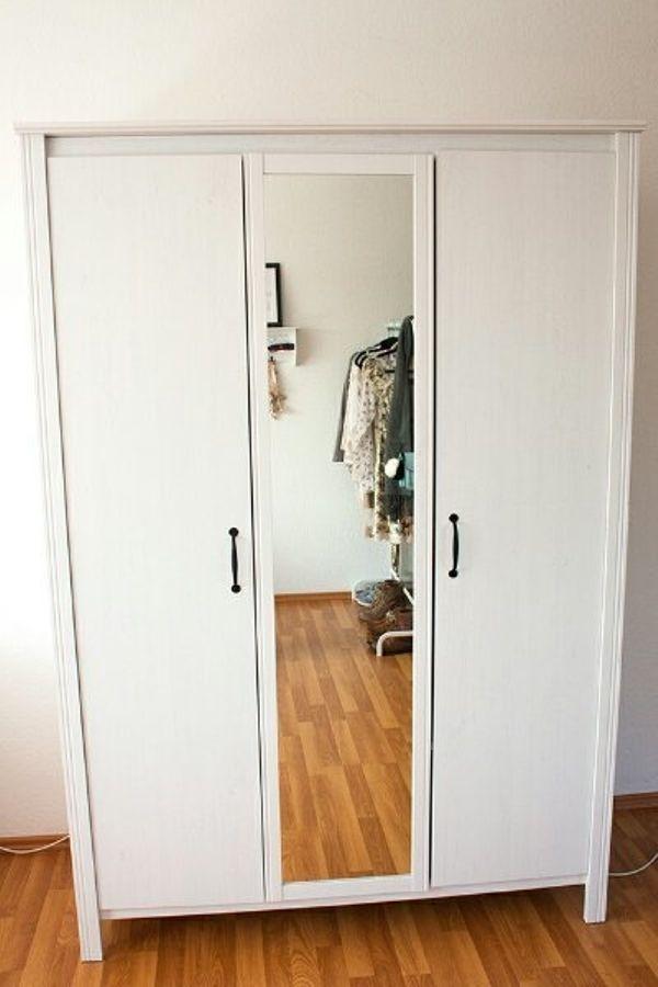Brusali Kleiderschrank von Ikea in Salzburg - Schränke, Sonstige ...