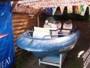 Motorboot Angelboot Rigiflex