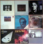 Schallplatten / Vinyl, querbeet