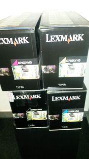 Lexmark Tonerkasette neu