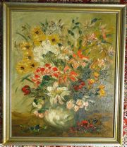 Gemälde Ölgemälde 100