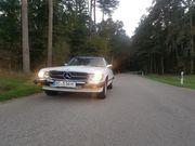 Mercedes SL 560 Cabrio Top