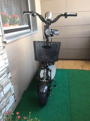 Elektro City Roller