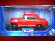 Revell Mercedes Ponton Feuerwehr 1