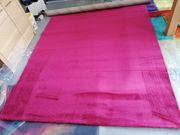Purple-farbener glänzender kuschelweicher Industrieteppich 1