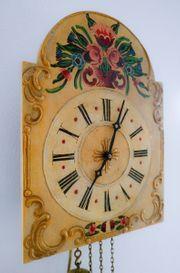 Schwarzwalduhr Pendeluhr alte Uhr