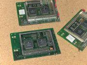 Mikrocontroller Baustein-Platine
