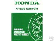 Honda VT 500