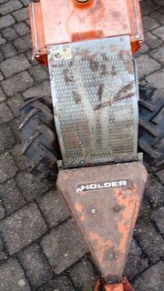 Balkenmäher - Fabrikat Holder M
