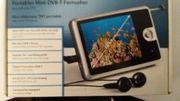 Portabler Mini DVD-