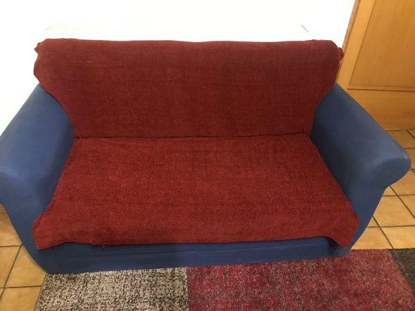 Schlafsofa 2 Sitzer Couch 2er Sofa 2 Sitzer Sofa Bettfunktion