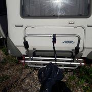 Wohnwagen Knaus Azur