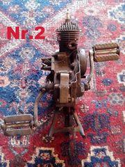 NSU Quickly Motor ohne Vergaser