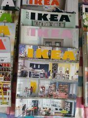 10 Ikea Kataloge