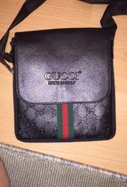 Gucci Monogram Allover Side Bag