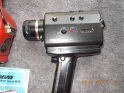 Super 8 Filmkamera REVUE cockpit