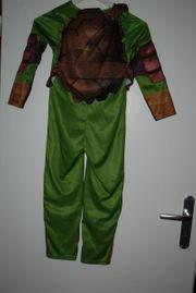 Ninja Turtles Kostüm 6-teilig Gr