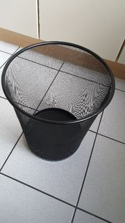 Neuer Papierkorb / Mülleimer
