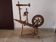 Spinnrad Antik