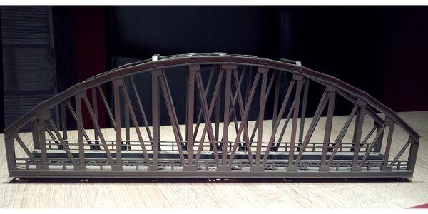 H0 Bogenbrücke für K M