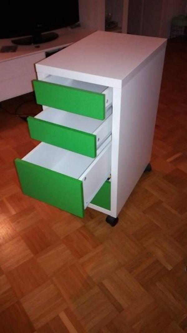 rollcontainer wei gebraucht kaufen nur 2 st bis 60 g nstiger. Black Bedroom Furniture Sets. Home Design Ideas