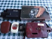 Kameras für Samler 1945-50