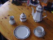 Kaffeeservice Winterling 39 Teile Neu