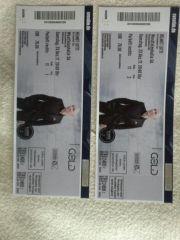 2 Konzertkarten Helmut