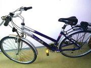 Marken Fahrrad aus
