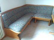 Eckbank 2 stühle