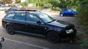 Verkaufe Audi A6 Kombi