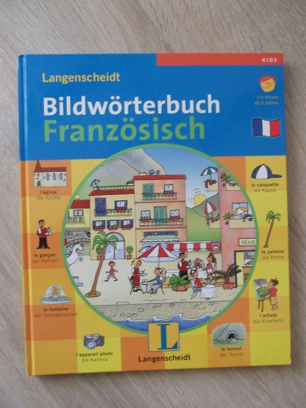 Bildwörterbuch Französisch von Langenscheidt - Grünstadt - Wir verkaufen hier das Bildwörterbuch Französisch von Langenscheidt.Die ISBN lautet 978-3-468-20338-1Das Buch ist in einem sehr guten Zustand.Es kann auch verschickt werden. - Grünstadt
