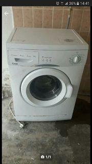 waschmaschine defekt an