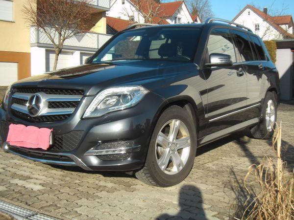 Mercedes-Benz GLK 350 CDI 4Matic