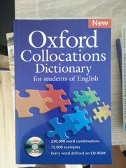 Oxford Collocations Dictionary - Wörterbuch mit