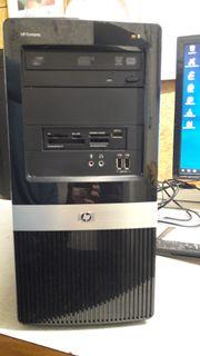 HP dx2400, Intel