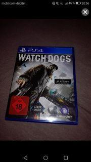 PS4 Spiel watch