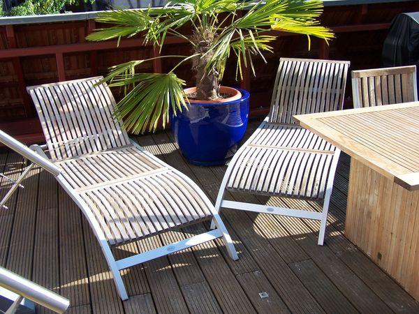 Terrassenmobel Aus Teakholz In Monsheim Gartenmobel Kaufen Und