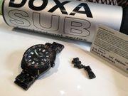 Doxa Sub 5000T Sharkhunter Military