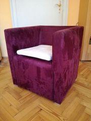 Gemütlicher Sessel zum