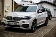 BMW X5 M50d -