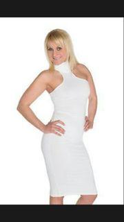 Elegantes Kleid aus weichem dehnbaremStoff