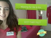 Waxing oder Massage Wellness